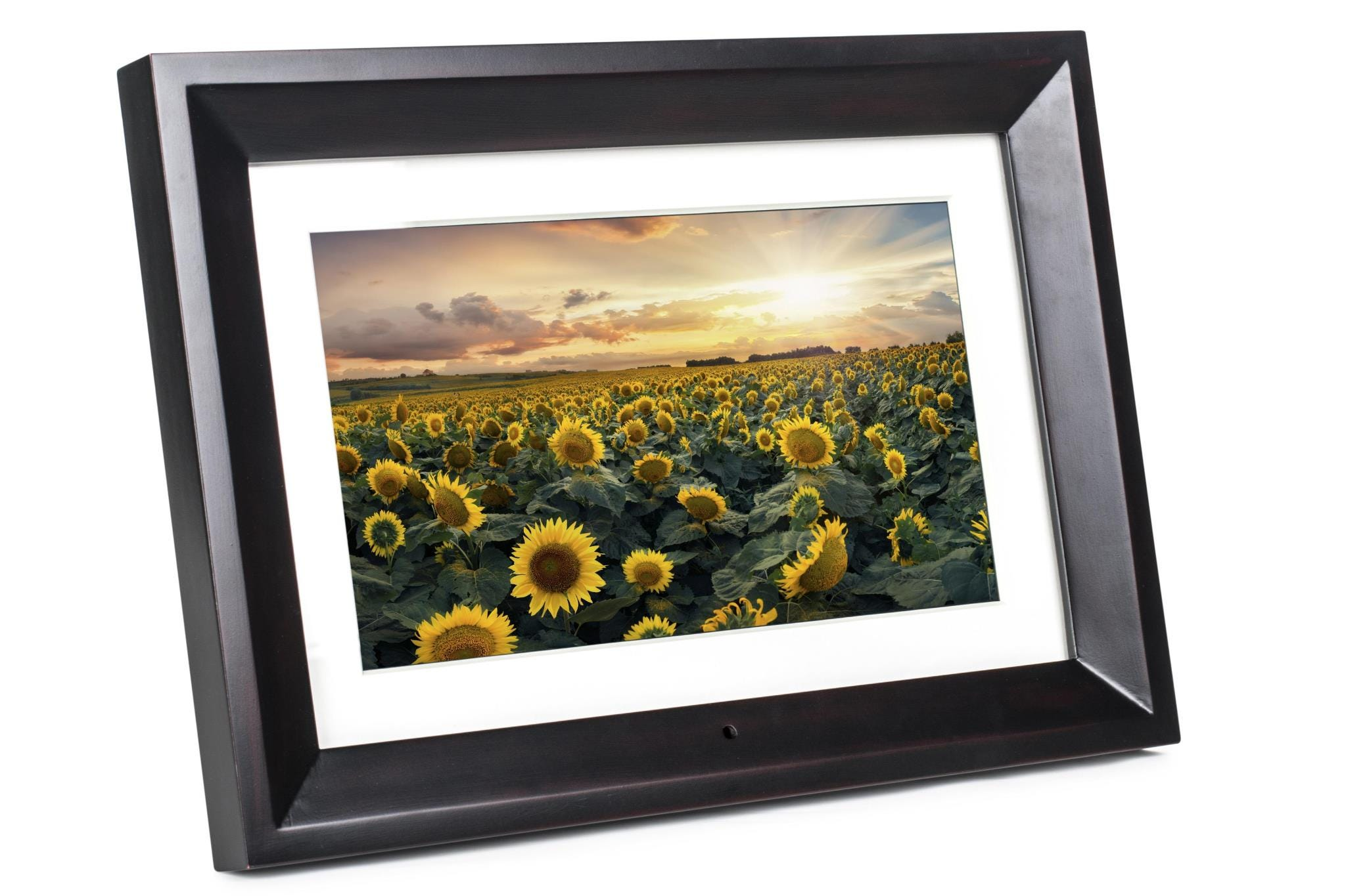 "Kodak High Resolution 1024 x 600 10"" Digital Photo Frame - Black"