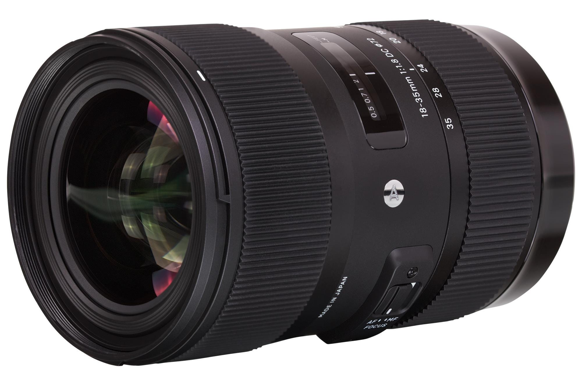 Sigma 18-35mm f/1.8 DC HSM Standard Zoom Lens Canon Fit
