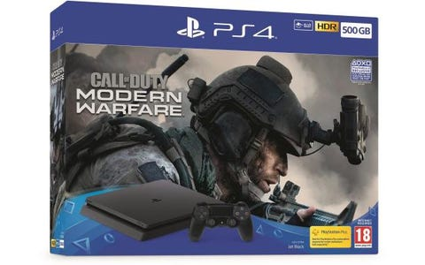 Sony PlayStation 4 Call of Duty Modern Warfare 500GB Console Bundle