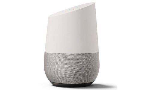 Google Home - White and Slate