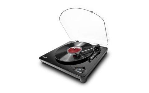 ION Air LP Wireless Streaming Turntable - Black