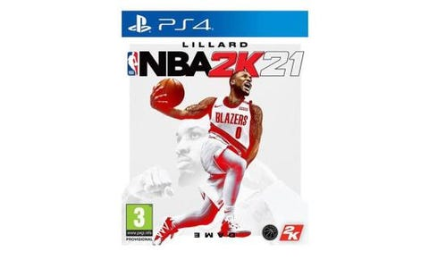 Sony PlayStation 4 NBA 2K21 Game
