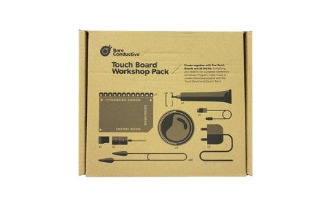 Bare Conductive Touch Board Workshop Pack