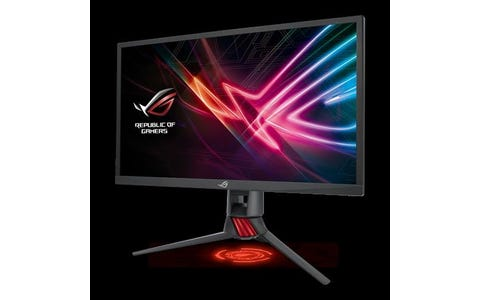 "ASUS XG248Q ROG Strix 24"" 1920 x 1080 Full HD FreeSync LED Gaming Monitor - Black"