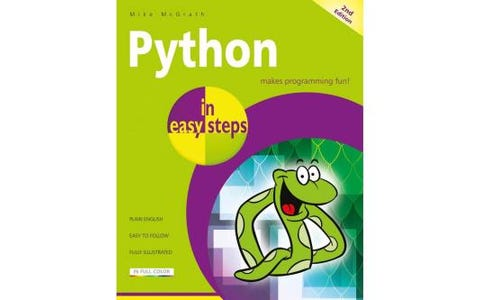 In Easy Steps Books - Python In Easy Steps, 2nd Edition