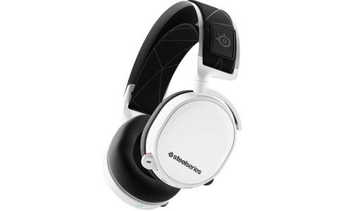 SteelSeries Arctis 7 2019 Edition Gaming Headset - White