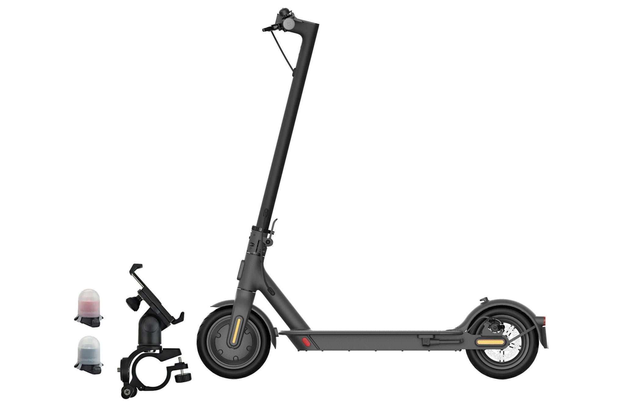 Xiaomi Mi Electric Scooter Essential + FREE Joby GripTight Bike Phone Mount    Cycle Light Kit Worth