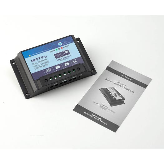 PV Logic 15A Smart MPPT Charge Controller