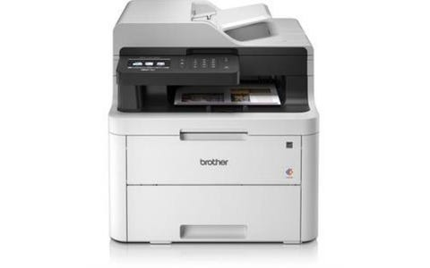Brother MFC-L3710CW Wireless 4-in-1 Colour LED Printer