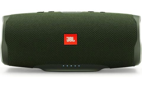 JBL Charge 4 Waterproof Portable Wireless Bluetooth Speaker - Green