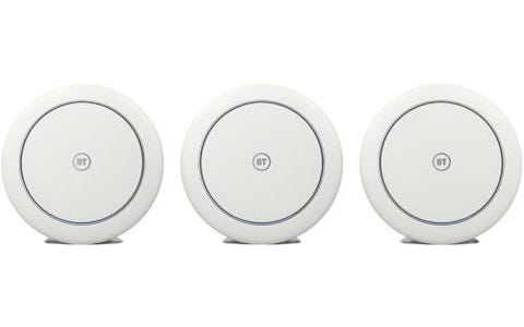 BT Premium Whole Home WiFi System - Triple Pack