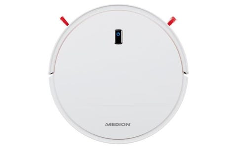 Medion MD 19700 Robot Vacuum Cleaner - White