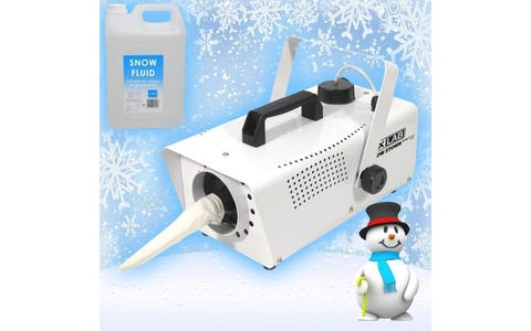 FXLab (600W) Snow Storm II Artificial Snow Effects Machine