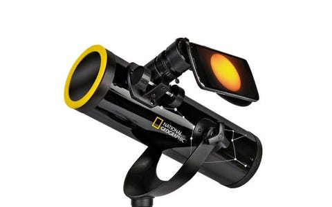 National Geographic 76/350 Telescope , Sun filter & Smartphone Adapter