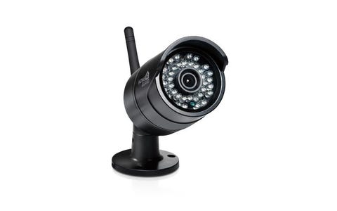 HomeGuard Wireless 1080P HD NVR Add-on All Weather CCTV Camera with Night Vision
