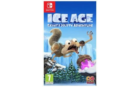Nintendo Switch Ice Age: Scrat's Nutty Adventure Game
