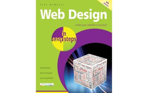In Easy Steps Books - Web Design In Easy Steps, 6th Edition