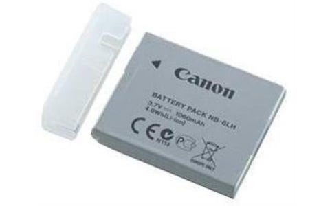 Canon NB-6LH Battery Pack for Powershot SX260 SX270 SX280 SX540 D20 D30