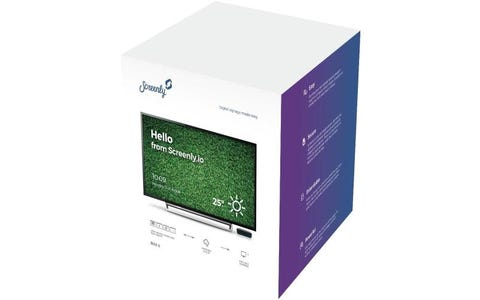 Screenly Box 0 Digital Signage Player