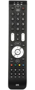 One For All Essence 3 in 1 Universal Remote Control