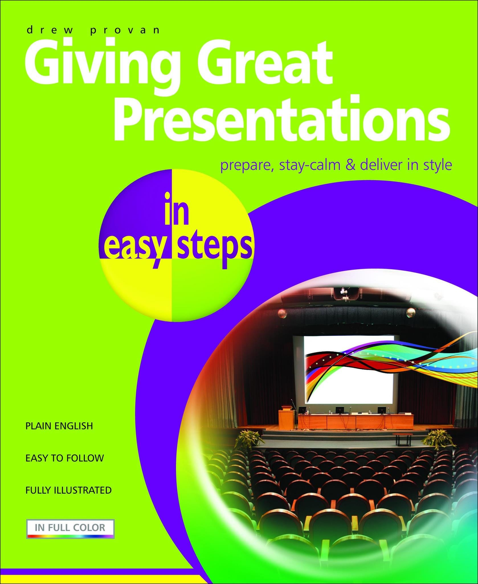 In Easy Steps Giving Great Presentations In Easy Steps