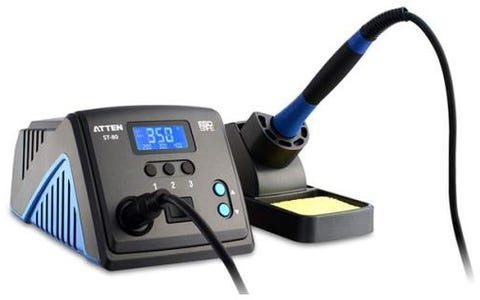ATTEN ST-80 Soldering Iron Station with Stand 80W