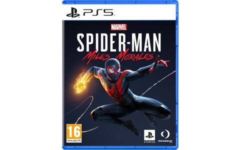 Sony PlayStation 5 Marvel's Spider-Man: Miles Morales Game