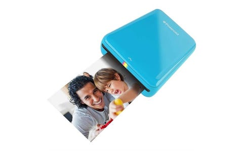 Polaroid ZIP Mobile Printer - Blue