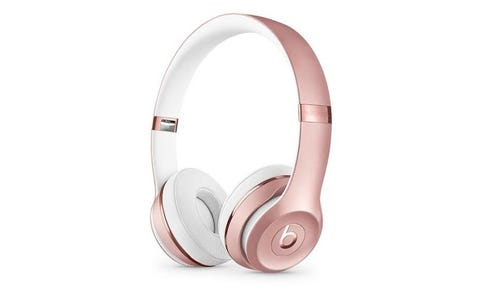 Beats Solo Wireless Headphones - Rose Gold