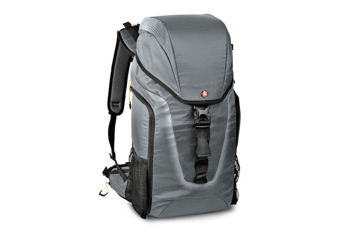 Manfrotto Aviator Hover-25 Water-Repellent DJI Mavic / Osmo Drone Backpack - Grey