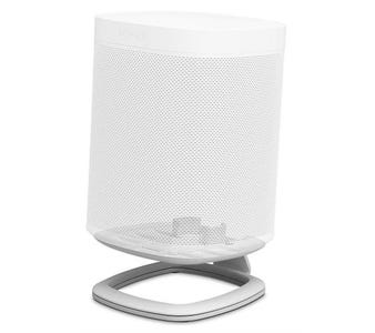 Flexson Desk Stand for the Sonos One/Play1 Speaker - White
