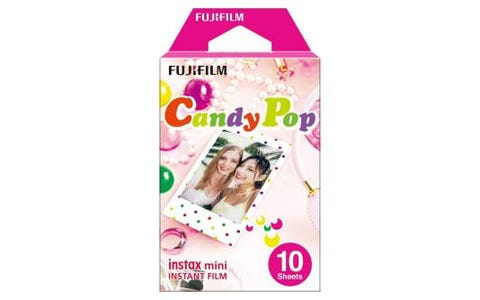 Fujifilm Instax Mini Candypop Photo Film Paper - 10 Pack