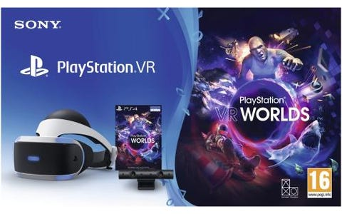 Sony PlayStation VR Starter Pack V4