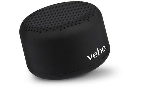 Veho M-2 Portable Rechargeable Bluetooth Wireless Stereo Speaker for Smartphones