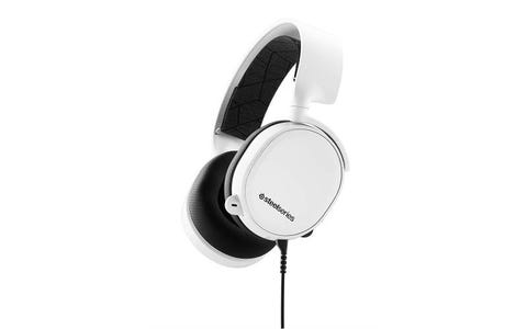 SteelSeries Arctis 3 2019 edition Gaming Headset - White