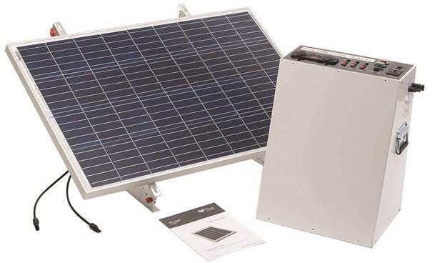 Hubi Solar Power Station 500 Premium