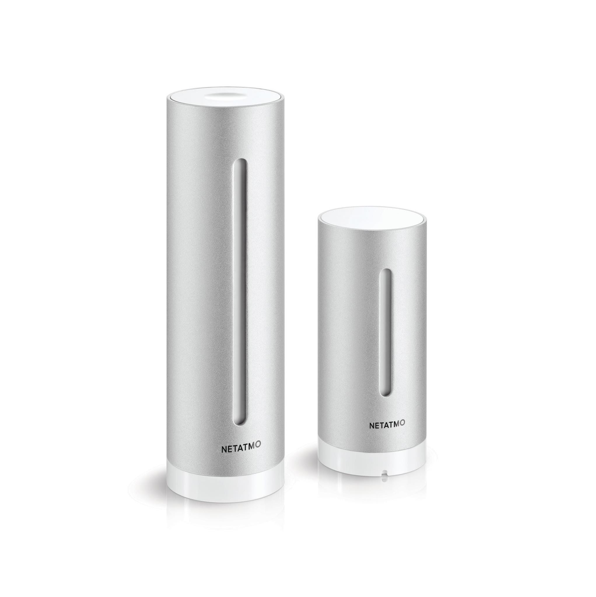 Netatmo Smart Weather Station including Additional Rain Gauge
