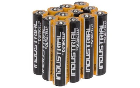 Duracell Plus Power AAA Alkaline Battery (Pack of 12)