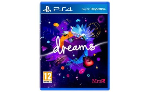 Sony PlayStation 4 Dreams Game