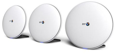 BT Whole Home Wi-Fi - Trio