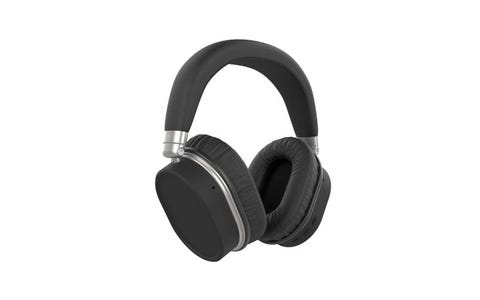 KitSound Immerse 75 Wireless Headphones with Active Noise Cancelling -Black