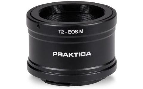 PRAKTICA Digiscoping T2 to Canon Camera Mount