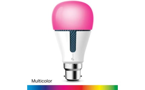 TP-Link Kasa Multicolour WiFi LED Smart Bulb - E27