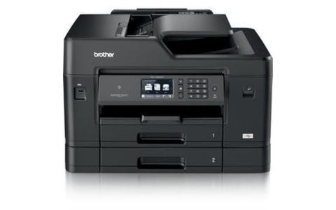 Brother MFC-J6930DW A3 Wireless 4-in-1 Inkjet Printer with Additional Lower Tray