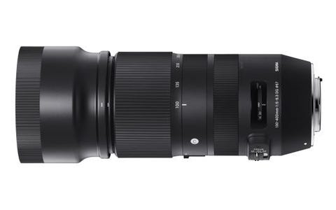 Sigma 100-400mm f/5-6.3 DG OS HSM I Contemporary Lens - Canon Fit