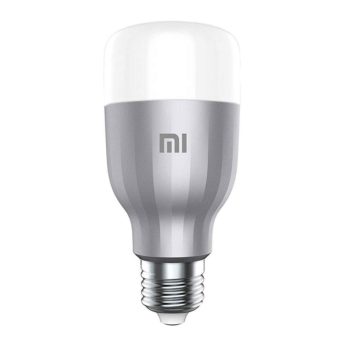 Xiaomi Mi Multicolour WiFi LED Smart Bulb - E26