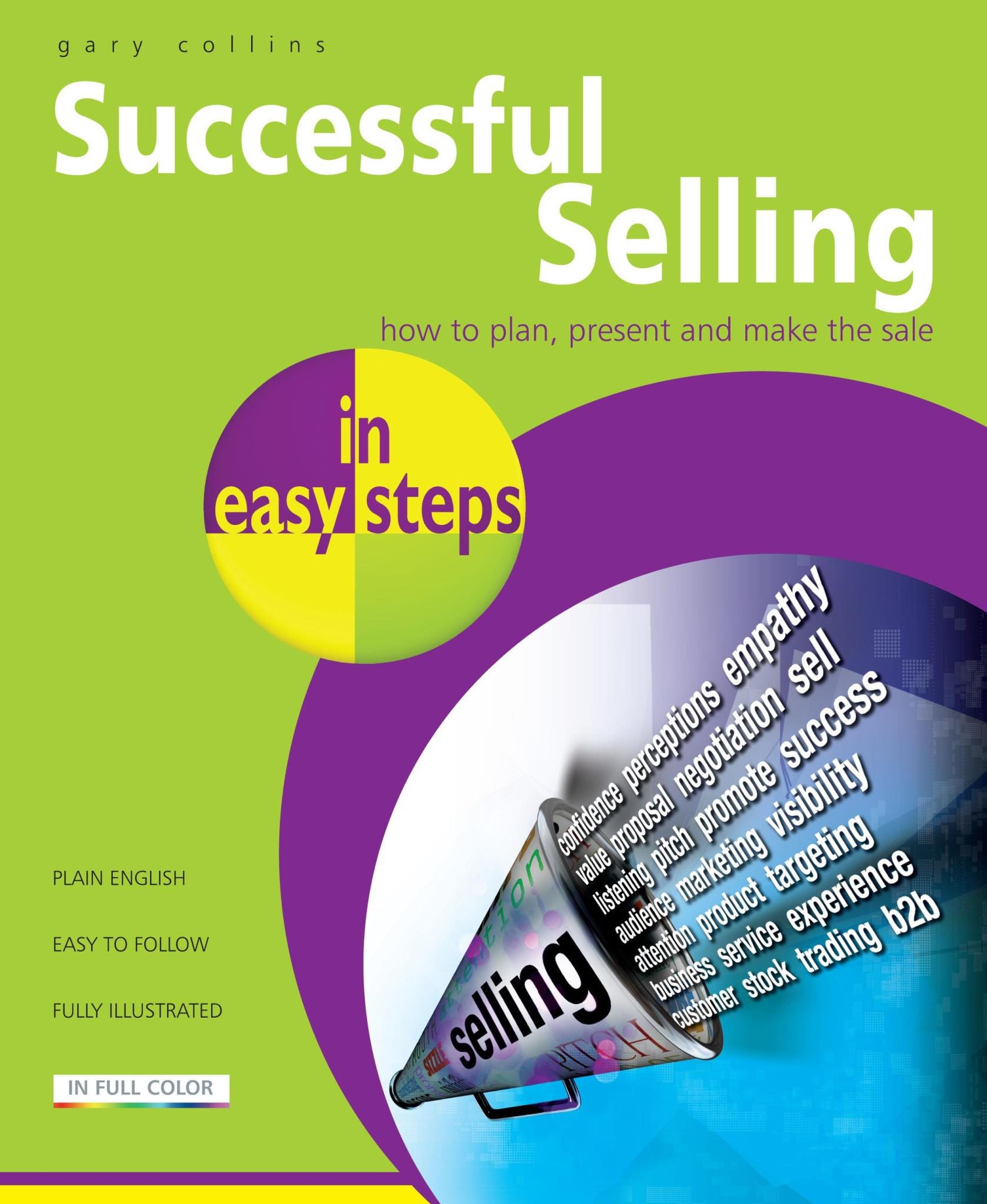 In Easy Steps Succesful Selling