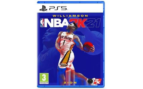 Sony PlayStation 5 NBA 2K21 Game
