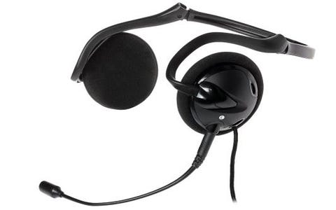 Prosound Stereo USB Headset - Foldable with Detachable Boom Microphone