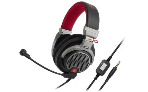 Audio-Technica ATH-PDG1 High-Fidelity Premium Open-Air Gaming Headset